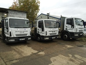 Advanced Scaffolding Trucks Essex